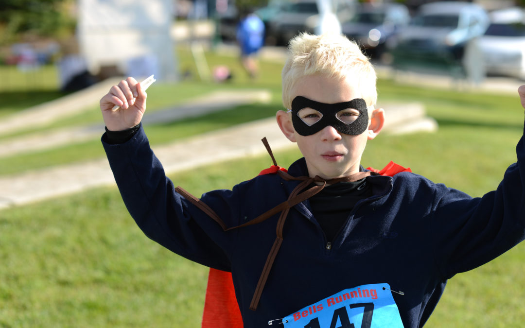 Superhero Run and Family Carnival