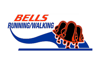bells running and walking