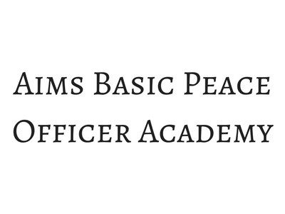 Aims Basic Peace Officer Academy