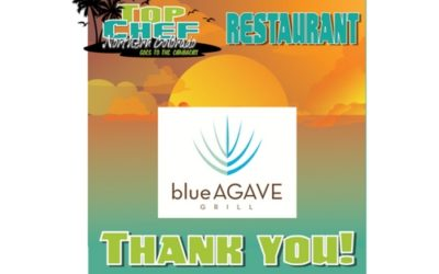 Blue Agave Will Compete in Top Chef