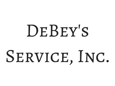 DeBey's Service, Inc.