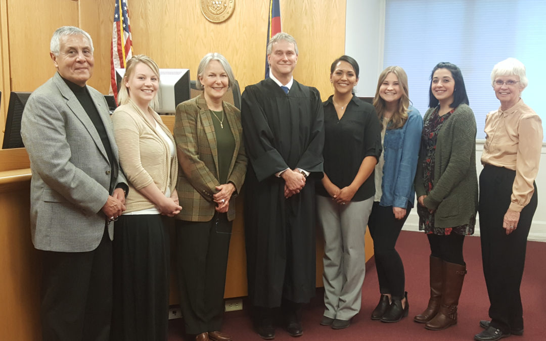 March 2017 CASA Swearing-In Ceremony