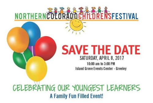 04/08 – Northern Colorado Children's Festival