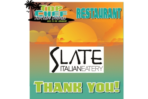 Slate Italian Eatery Will Compete in Top Chef