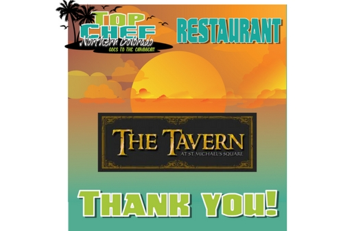The Tavern Will Compete in Top Chef