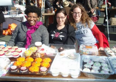 Host a bake sale in your school, neighborhood, or workplace and donate the proceeds to Life Stories