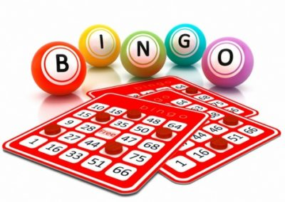 Host a bingo night, include a registration fee, and donate proceeds to Life Stories