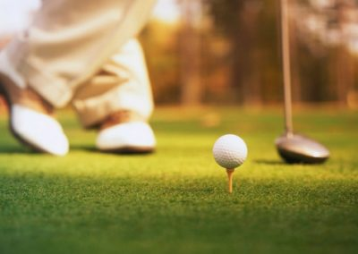 Host a golf tournament, set an entry fee, and donate proceeds to Life Stories