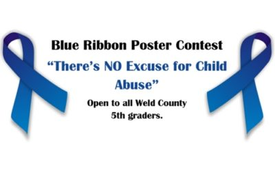 Enter by 03/24 – Blue Ribbon Poster Contest for Child Abuse Prevention Month