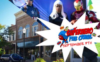 Superhero Pub Crawl comes to Greeley